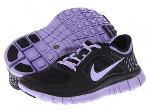 Nike Free Runs are my number one pick! Click on the picture to purchase