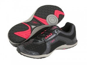 As the name implies the Ryka Transitions are a great shoe for both on and off the Zumba dance floor