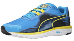 Puma FAAS 500 has great cushioning. Click to learn more.