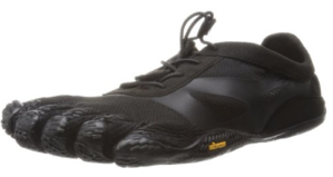 Vibram KSOs are some of the most tactile shoes on the market. Click the picture for more information.