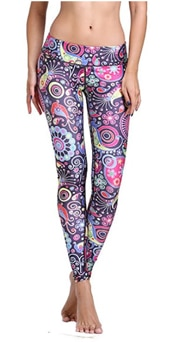 Click on the image to check out these retro leggings on Amazon