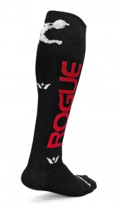 Check out Rogue's compression socks by clicking on the picture