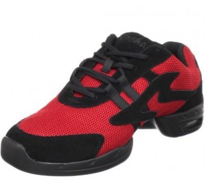 These Sansha Motion Dance Sneakers have a mesh upper that provide excellent breathability. Click on the picture to purchase