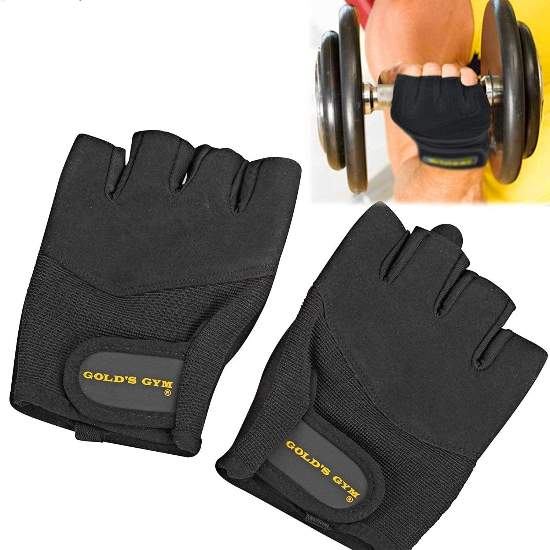 golds-gym training gloves